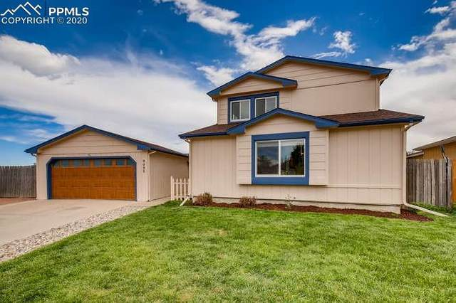 2095 Piros Drive, Colorado Springs, CO 80915 (#9265962) :: The Kibler Group