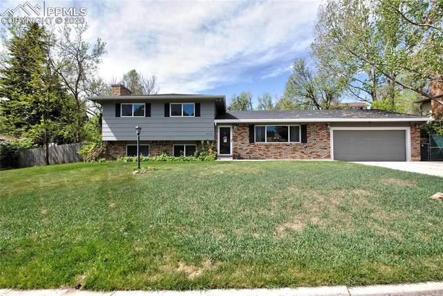 2713 Northridge Drive, Colorado Springs, CO 80918 (#9266089) :: The Daniels Team