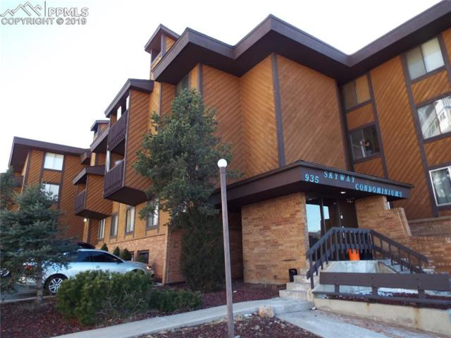 935 Saturn Drive #201, Colorado Springs, CO 80906 (#9270275) :: Action Team Realty
