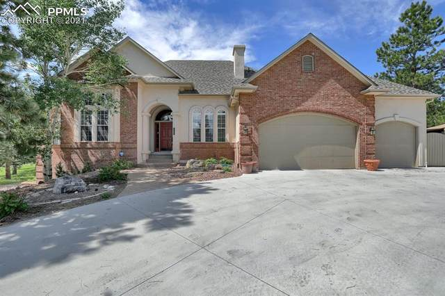 18910 Archers Drive, Monument, CO 80132 (#9270770) :: The Harling Team @ HomeSmart
