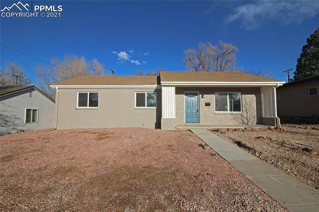 2313 N Meade Avenue, Colorado Springs, CO 80907 (#9270867) :: Tommy Daly Home Team