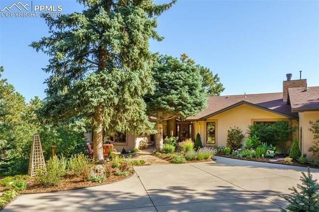40 Upland Road, Colorado Springs, CO 80906 (#9271546) :: Finch & Gable Real Estate Co.