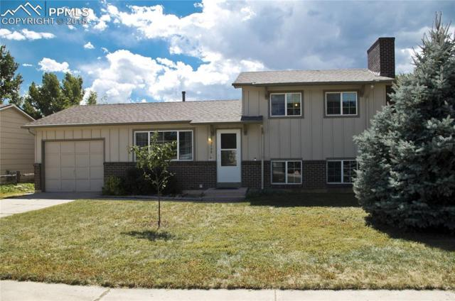 3729 Surrey Lane, Colorado Springs, CO 80918 (#9271611) :: The Treasure Davis Team