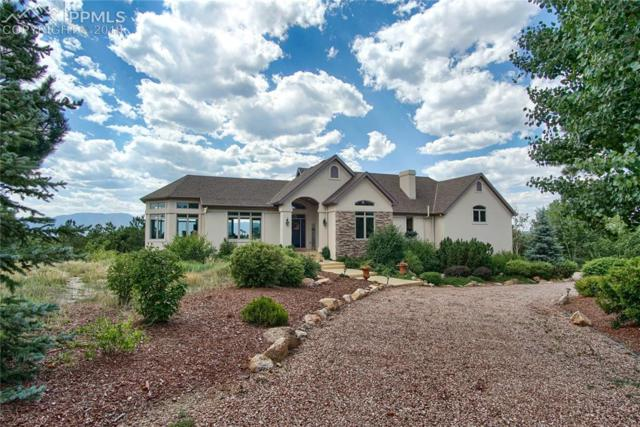 17810 Minglewood Trail, Monument, CO 80132 (#9272318) :: The Hunstiger Team