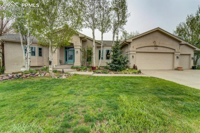 1020 Monument Street, Calhan, CO 80808 (#9273569) :: The Kibler Group