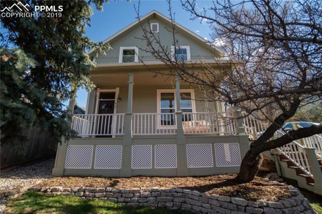 607 Manitou Avenue, Manitou Springs, CO 80829 (#9276532) :: Fisk Team, RE/MAX Properties, Inc.