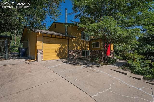 814 Paradise Lane, Colorado Springs, CO 80904 (#9276703) :: Action Team Realty