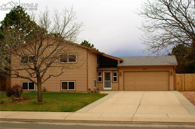 2685 Norwich Drive, Colorado Springs, CO 80920 (#9278571) :: Harling Real Estate