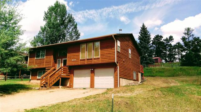 108 Foster Avenue, Woodland Park, CO 80863 (#9281504) :: Colorado Home Finder Realty