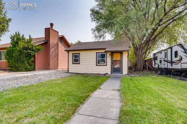 302 N Main Street, Fountain, CO 80817 (#9284036) :: Tommy Daly Home Team