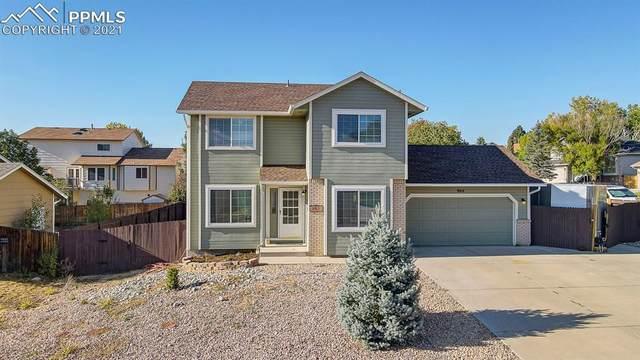 960 Lindstrom Drive, Colorado Springs, CO 80911 (#9286157) :: CC Signature Group