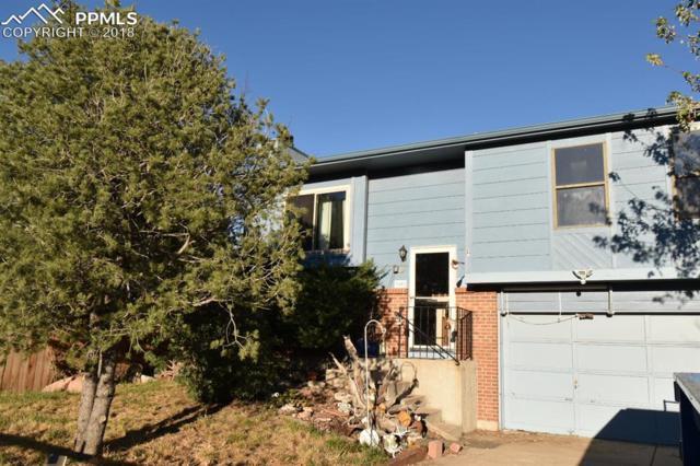 3105 Sunray Place, Colorado Springs, CO 80916 (#9291210) :: Jason Daniels & Associates at RE/MAX Millennium