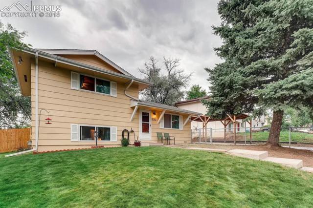 2290 Pepperwood Drive, Colorado Springs, CO 80910 (#9291696) :: The Treasure Davis Team