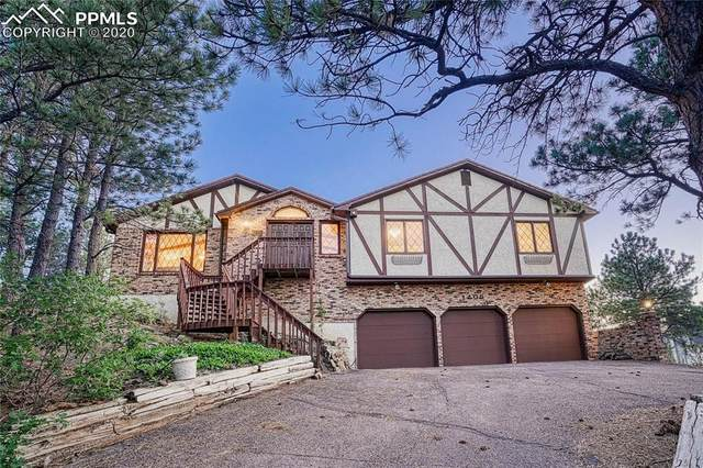1405 Rock Ridge Court, Colorado Springs, CO 80918 (#9292690) :: Fisk Team, RE/MAX Properties, Inc.