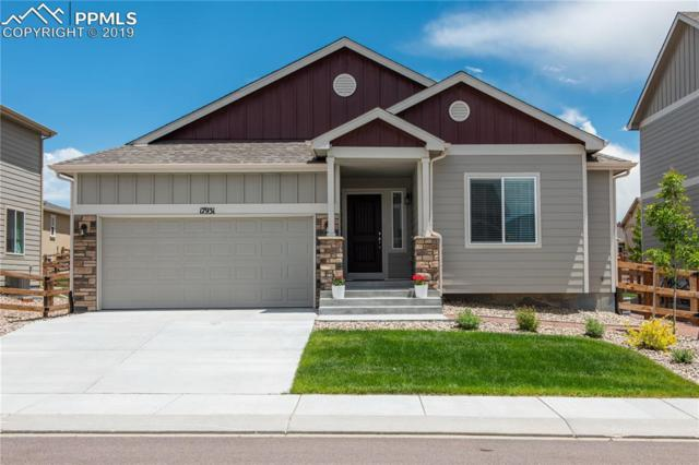 17931 White Marble Drive, Monument, CO 80132 (#9295674) :: Action Team Realty