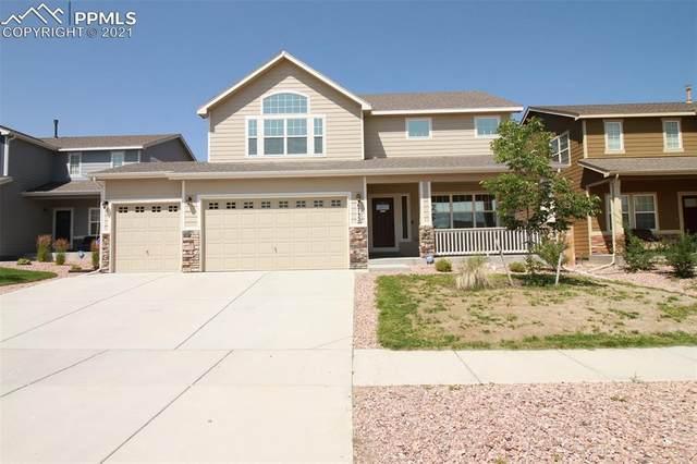 6732 Edmondstown Drive, Colorado Springs, CO 80923 (#9295943) :: Finch & Gable Real Estate Co.