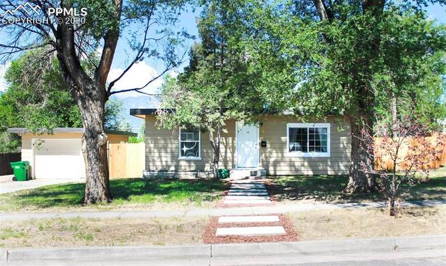 812 S Cedar Street, Colorado Springs, CO 80903 (#9297804) :: The Dixon Group
