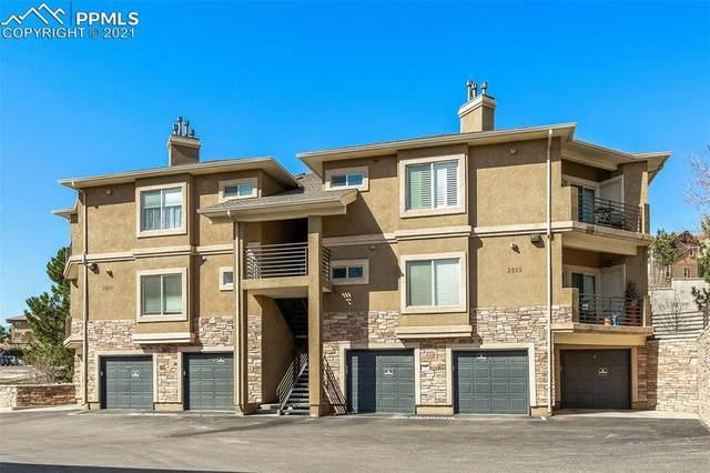 2055 Montura View #204, Colorado Springs, CO 80919 (#9297918) :: Action Team Realty