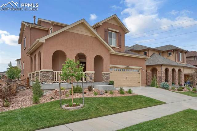 8766 Windy Plains Court, Colorado Springs, CO 80927 (#9298537) :: The Daniels Team