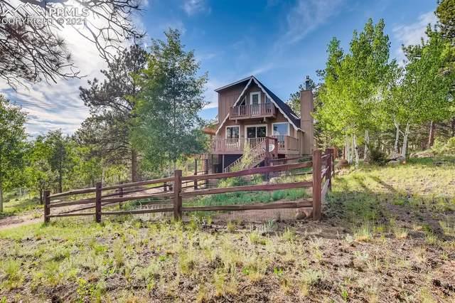 624 Comanche Trail, Florissant, CO 80816 (#9298834) :: Symbio Denver