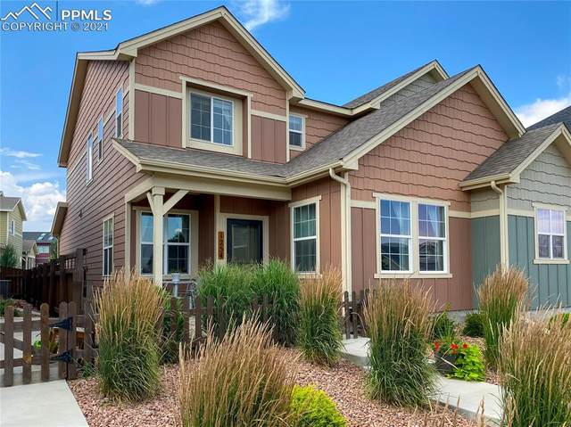 1254 Lady Campbell Drive, Colorado Springs, CO 80905 (#9301254) :: Tommy Daly Home Team