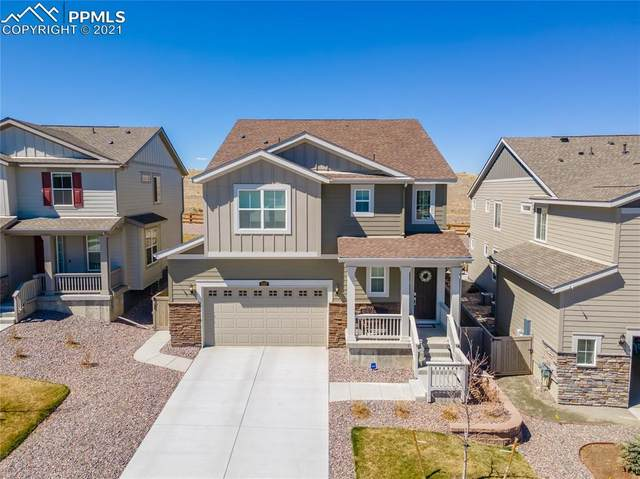 3317 Umber Circle, Castle Rock, CO 80109 (#9303654) :: The Gold Medal Team with RE/MAX Properties, Inc