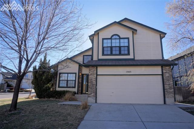 1303 Hamstead Court, Colorado Springs, CO 80907 (#9303848) :: The Hunstiger Team