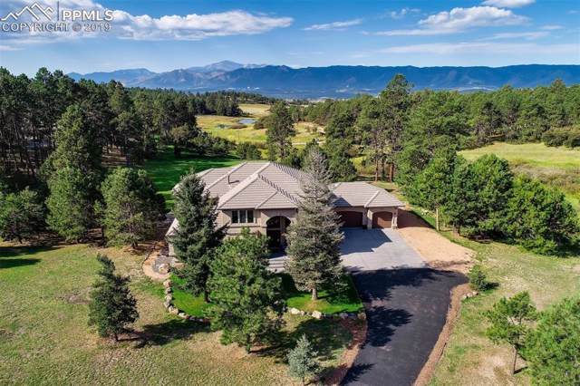 17592 Colonial Park Drive, Monument, CO 80132 (#9306936) :: Tommy Daly Home Team