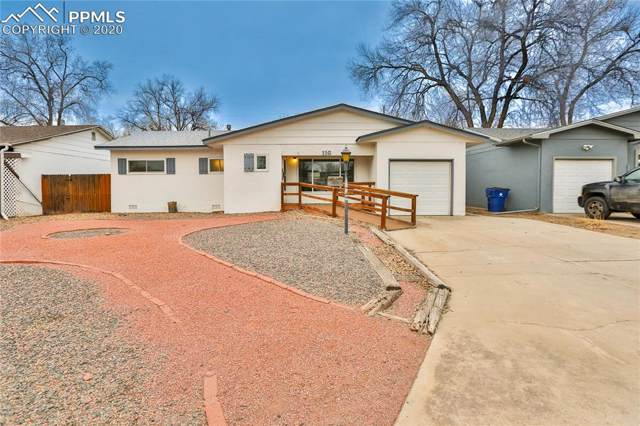 116 Rose Drive, Colorado Springs, CO 80911 (#9307575) :: The Kibler Group