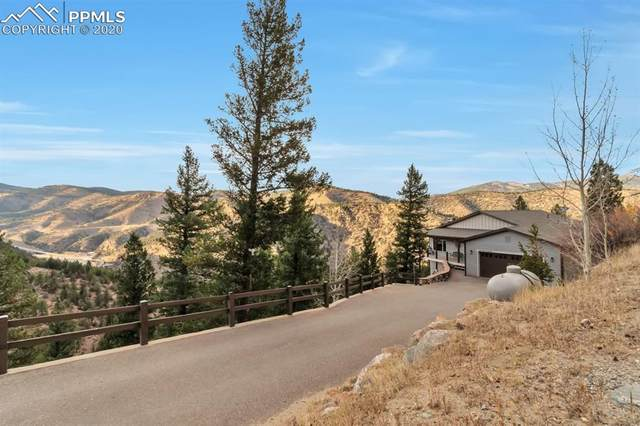 1521 Clear Creek Road, Evergreen, CO 80439 (#9308154) :: The Artisan Group at Keller Williams Premier Realty