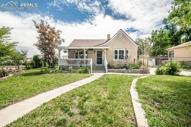 125 Marian Drive, Pueblo, CO 81004 (#9310697) :: The Kibler Group