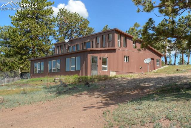 650 Deer Lane, Guffey, CO 80820 (#9311178) :: Fisk Team, RE/MAX Properties, Inc.