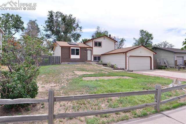 1129 Keith Drive, Colorado Springs, CO 80916 (#9311739) :: The Treasure Davis Team