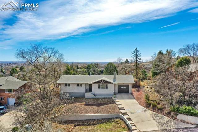 157 Clarksley Road, Manitou Springs, CO 80829 (#9312324) :: The Dixon Group