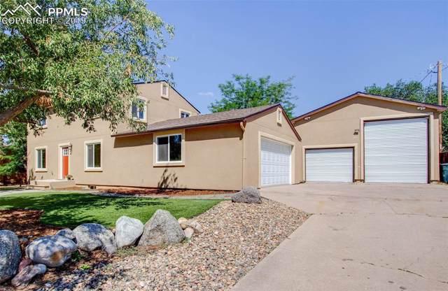 1312 Mount View Lane, Colorado Springs, CO 80907 (#9312718) :: The Kibler Group