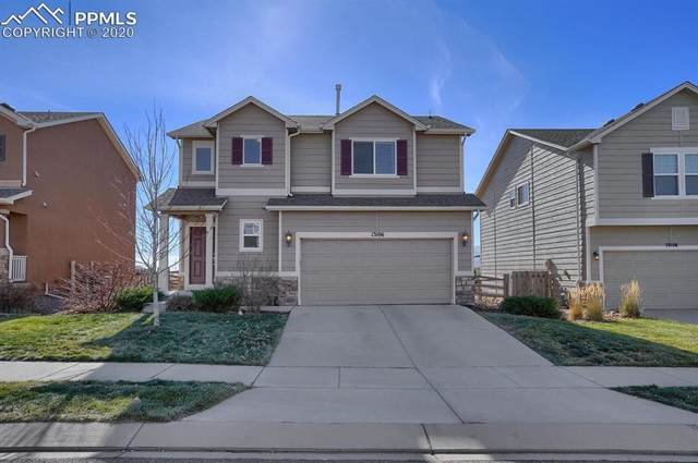 13106 Canyons Edge Drive, Colorado Springs, CO 80921 (#9312827) :: Fisk Team, RE/MAX Properties, Inc.
