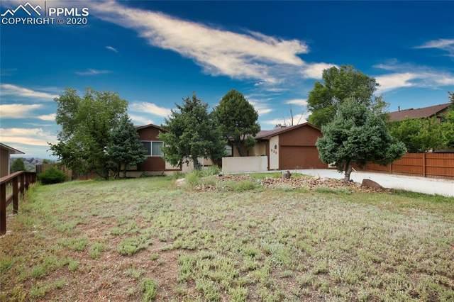 525 Mesa Vista Court, Colorado Springs, CO 80904 (#9313528) :: Finch & Gable Real Estate Co.