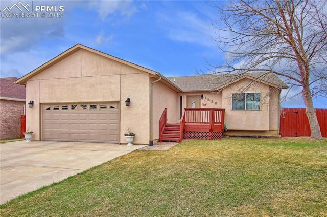 1226 Ververs Lane, Calhan, CO 80808 (#9315518) :: Tommy Daly Home Team