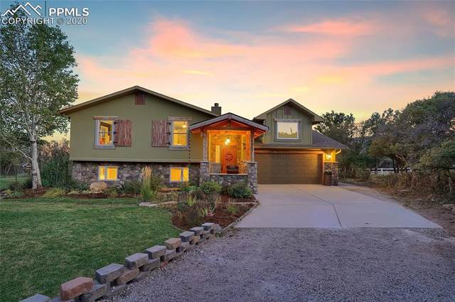 17171 Nursery Road, Monument, CO 80132 (#9316813) :: Action Team Realty