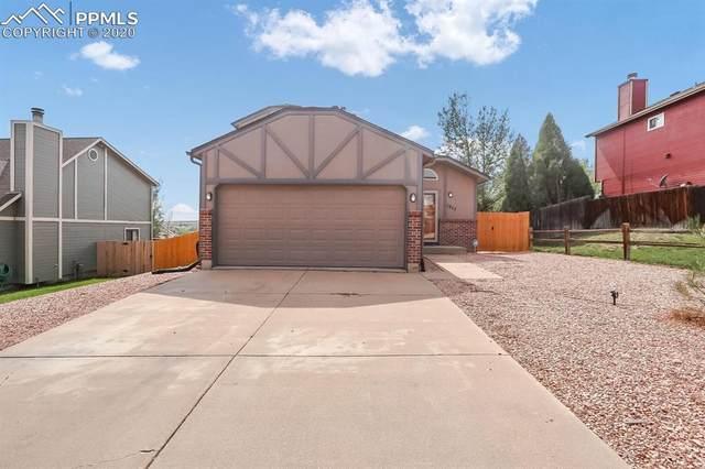 1217 Eastmeadow Drive, Colorado Springs, CO 80906 (#9318587) :: The Kibler Group
