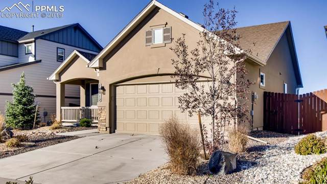 10912 Echo Canyon Drive, Colorado Springs, CO 80908 (#9319154) :: The Peak Properties Group