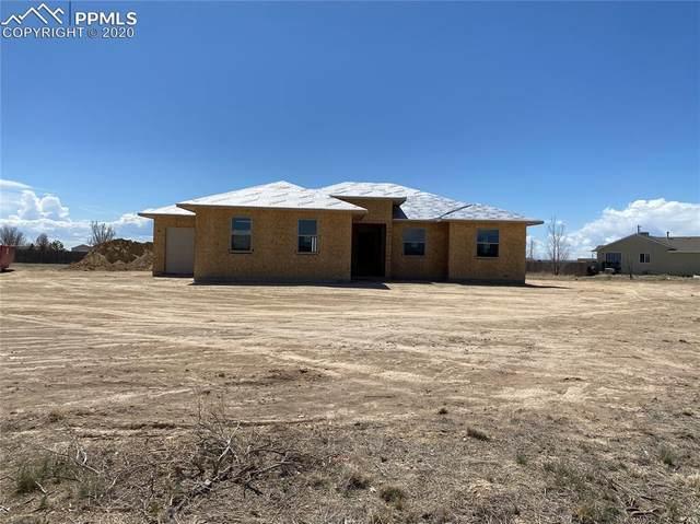 942 N Durango Drive, Pueblo West, CO 81007 (#9321956) :: Colorado Home Finder Realty