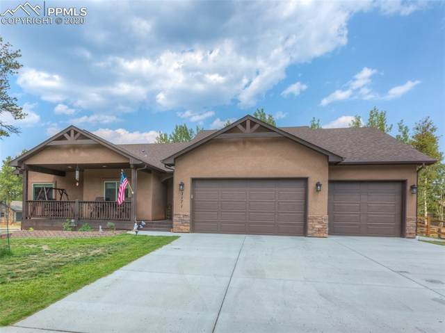 1171 Ptarmigan Drive, Woodland Park, CO 80863 (#9323075) :: 8z Real Estate