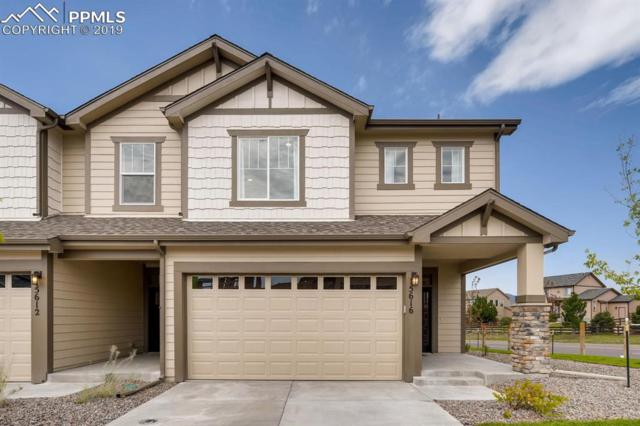 822 S Marine Corps Drive, Monument, CO 80132 (#9323426) :: The Treasure Davis Team