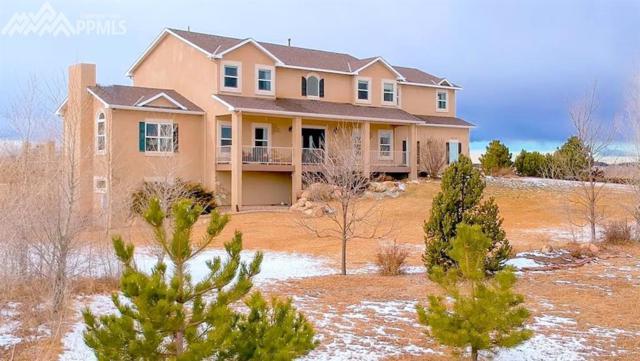 16710 Papago Way, Colorado Springs, CO 80908 (#9325508) :: 8z Real Estate