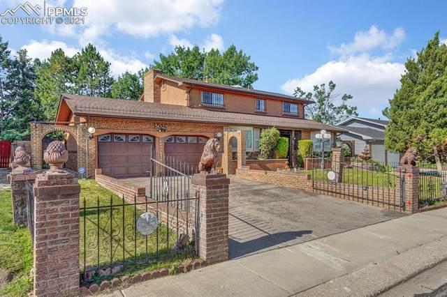5025 Manzana Drive, Colorado Springs, CO 80911 (#9325841) :: Finch & Gable Real Estate Co.