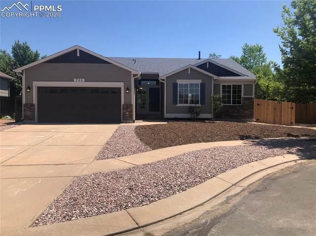 735 Riverview Lane, Colorado Springs, CO 80916 (#9326649) :: Finch & Gable Real Estate Co.