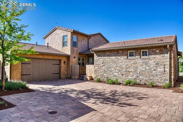 1837 La Bellezza Grove, Colorado Springs, CO 80919 (#9329248) :: 8z Real Estate