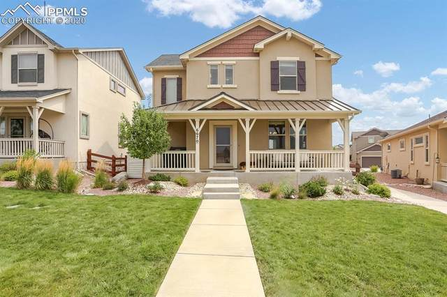 6670 Lucky Star Lane, Colorado Springs, CO 80923 (#9329624) :: CC Signature Group