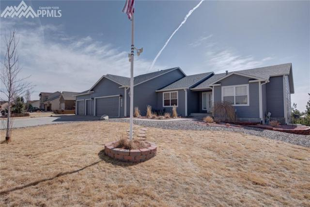 11911 Royal Dornoch Court, Peyton, CO 80831 (#9330291) :: The Treasure Davis Team